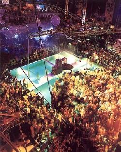 Discoteca Privilege, Ibiza
